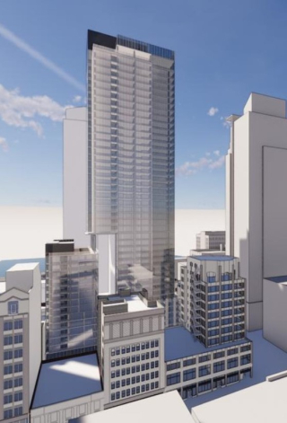 Design for Chromer Building Condominium Tower Released