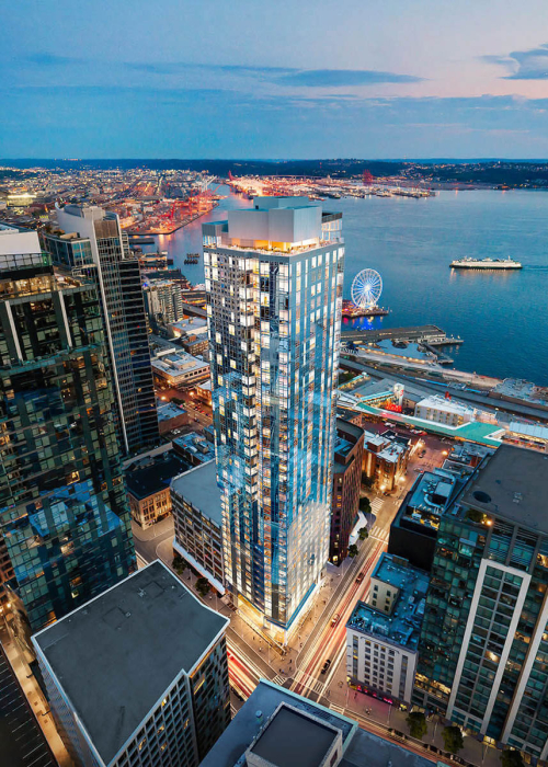Floorplans Released for The Emerald Condominiums in Seattle