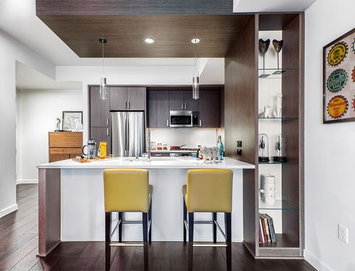 New Seattle Condos for Sale: Luma Hard Hat Tour