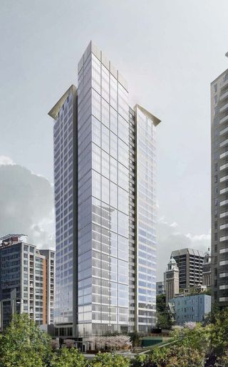 New Seattle Condos: First Hill Might Get Another Condo Building