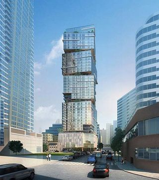 New Seattle condos: NEXUS 40 story condo tower coming to Denny Triangle