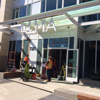 New Seattle Condos: LUMA Sales Center Moves into Building
