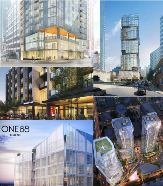 Condo Developments Breaking Ground in 2017 in Seattle and Bellevue
