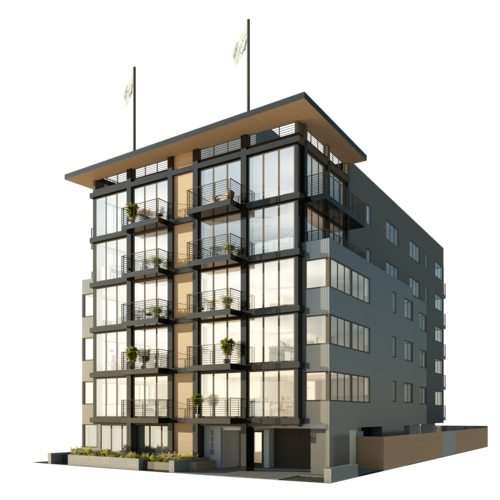The Pinnacle at Alki - New Condo Construction in West Seattle