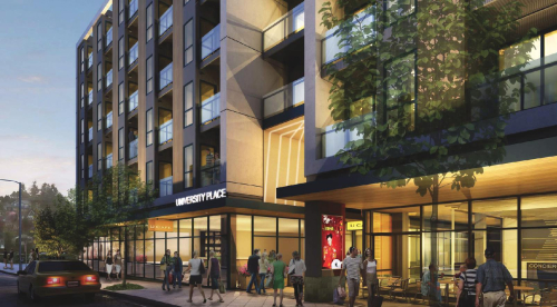 New Seattle Condos: U Place at Union Bay