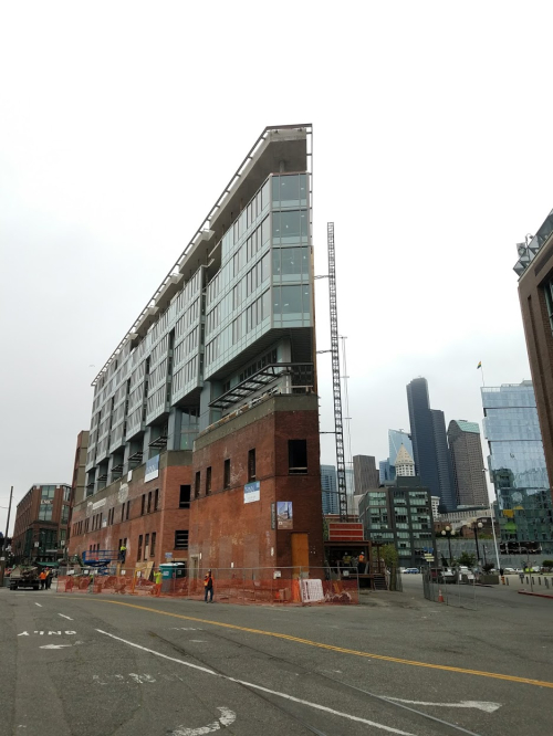 New Seattle Condos Update: Gridiron Condominiums