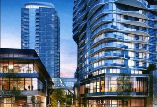 Avenue Bellevue Mixed-Use Condo & Hotel Project Redesigned