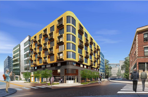 Condo Project Coming to South Lake Union, Seattle