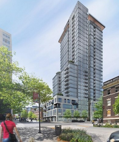 Another Condo Building Might Be Coming to Belltown