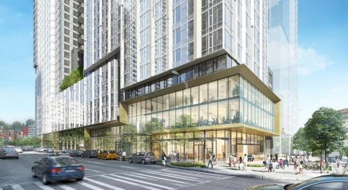 Antioch Building Site will be Two Tower Condo Development Called Seattle House