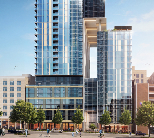 Updated Design for Downtown Condo Tower at 1516 2nd Avenue