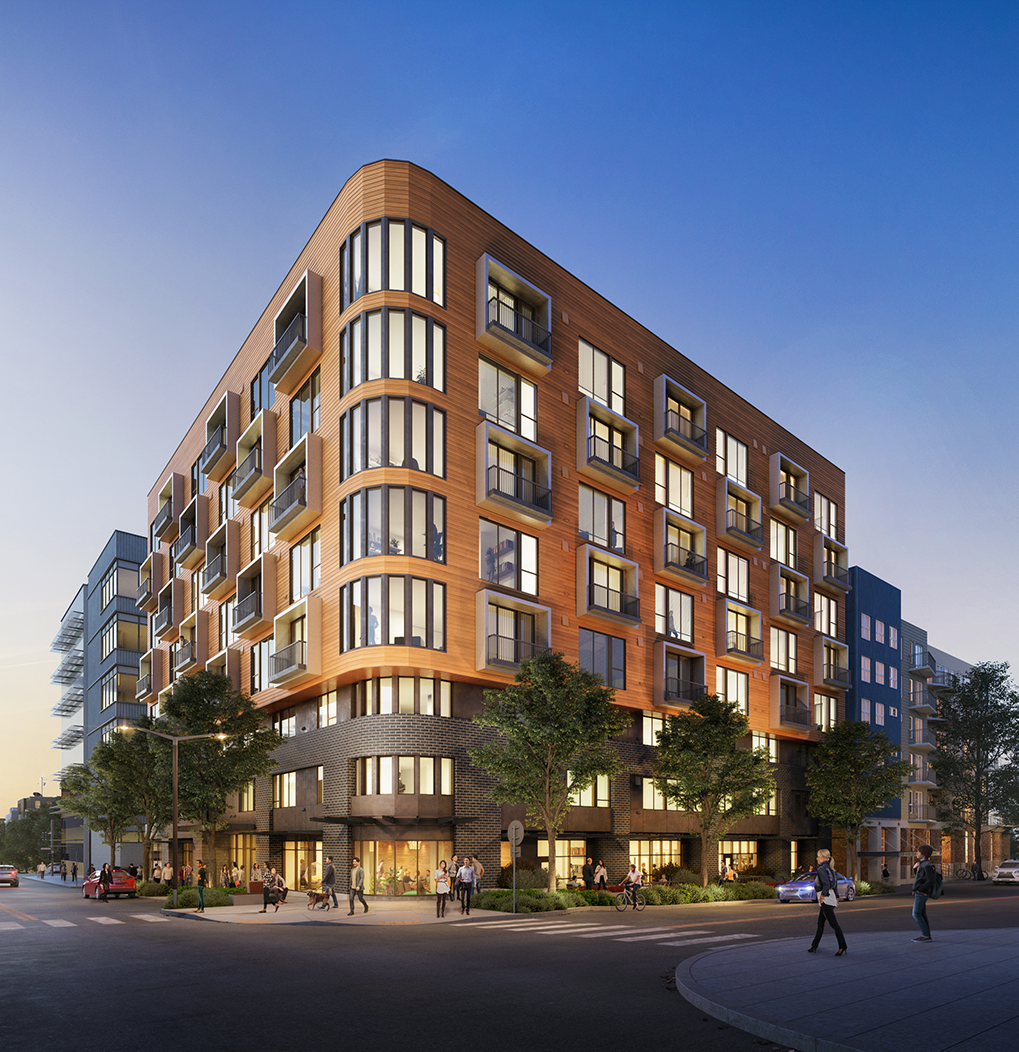 Shoresmith Condominiums in South Lake Union Starting Sales in 2020