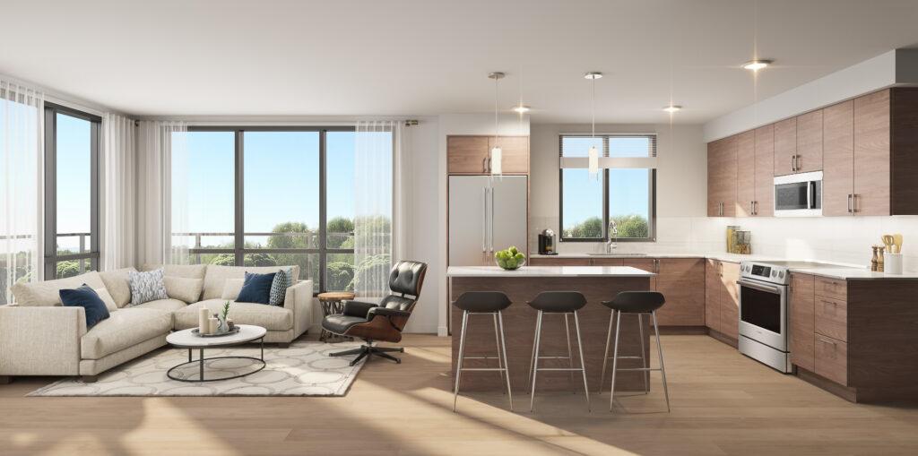 New Seattle Condos: New Construction Jade Condominiums in Kirkland