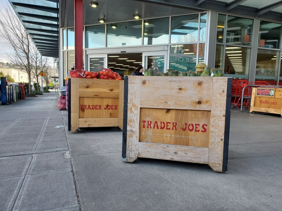 Denny Triangle is Getting a Trader Joe's