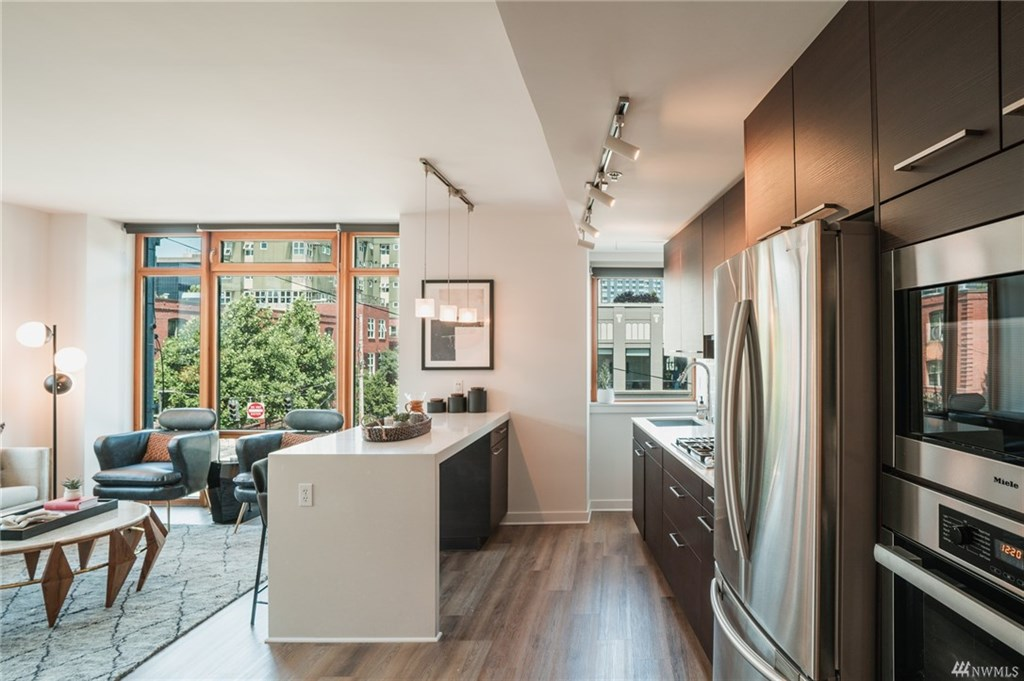 New Seattle Condos: The Goodwin Condominiums in Belltown have Launched